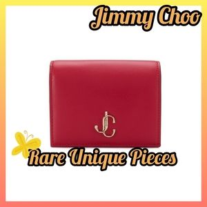 Authentic New Jimmy Choo Small Wallet